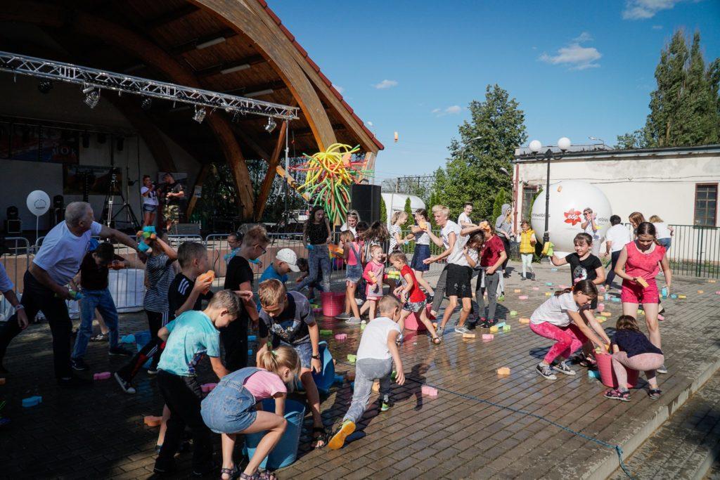 Spółdzielczy Piknik Rodzinny w Korszach